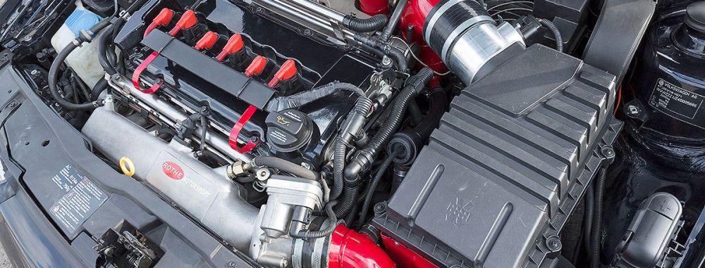 Volkswagen Golf 4 R32 3,2L Turbo bis 800 PS möglich !!!